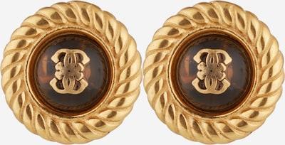 sötét barna / arany GUESS Fülbevalók, Termék nézet