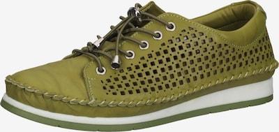 COSMOS COMFORT Schnürschuh in grün, Produktansicht