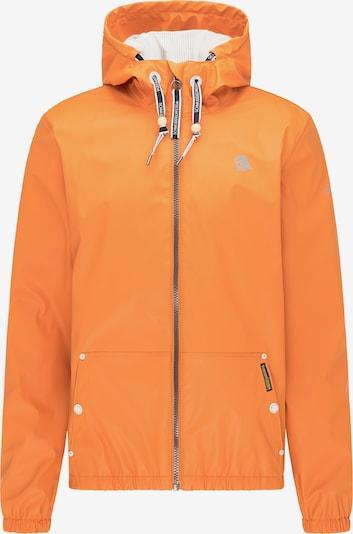 Schmuddelwedda Functionele jas in de kleur Sinaasappel, Productweergave