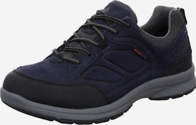 MEPHISTO Athletic Lace-Up Shoes in Dark blue / Grey / Black, Item view
