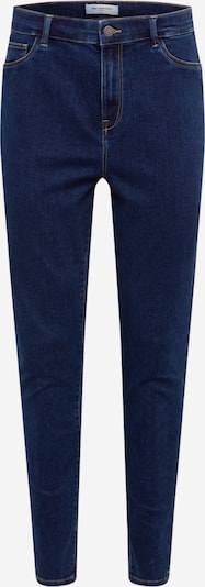 ONLY Carmakoma Jeans in de kleur Blauw, Productweergave