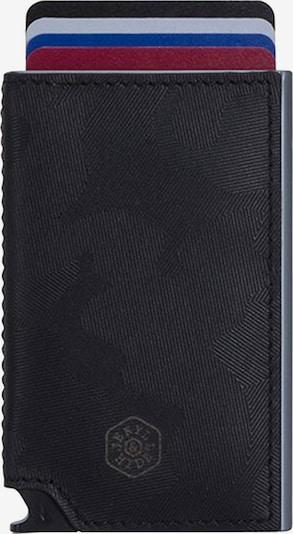 Jekyll & Hide Kreditkartenetui in schwarz, Produktansicht