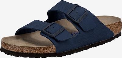 BIRKENSTOCK Pantolette 'Arizona' in nachtblau, Produktansicht