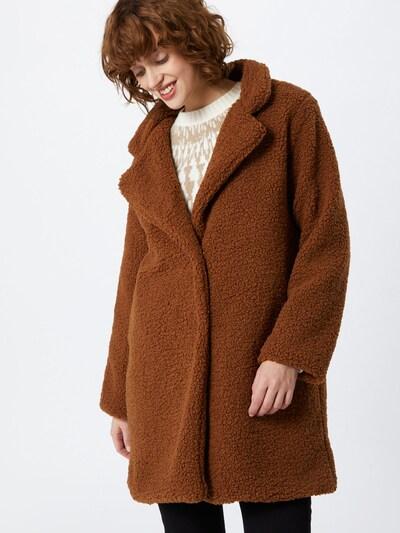 Zwillingsherz Prechodný kabát 'Samira' - hnedá, Model/-ka