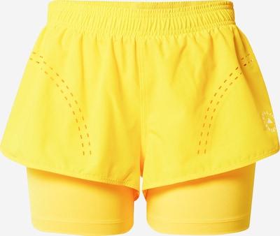 adidas by Stella McCartney Sportbroek in de kleur Geel, Productweergave