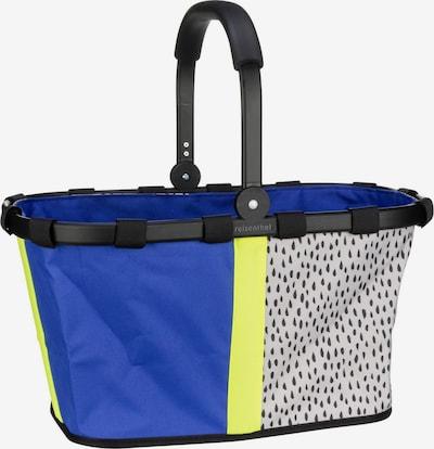 REISENTHEL Einkaufstasche in blau / gelb / weiß, Produktansicht