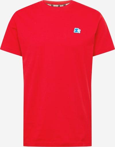 Tricou Starter Black Label pe turcoaz / roși aprins / alb, Vizualizare produs