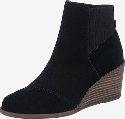 TOMS Chelsea Boots 'Sadie' in Brown / Black, Item view