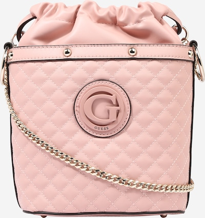 """GUESS Чанта тип """"торба"""" 'Heyden' в розе, Преглед на продукта"""