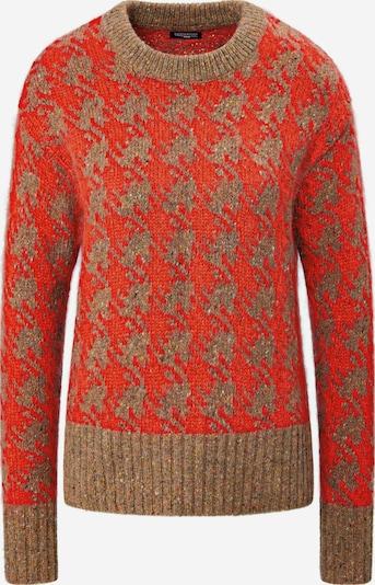 Fadenmeister Berlin Trui in de kleur Rood, Productweergave