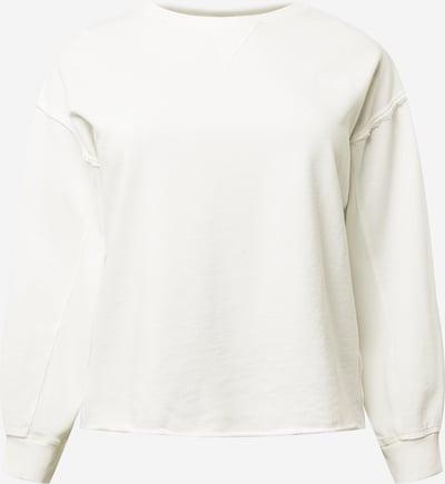 River Island Plus Sweat-shirt en beige, Vue avec produit