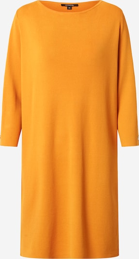 COMMA Robes en maille en jaune, Vue avec produit