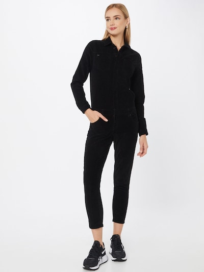 LTB Jumpsuit 'Nancie X' in de kleur Black denim, Modelweergave