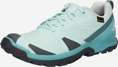 Pantofi SALOMON pe albastru deschis / petrol / jad, Vizualizare produs