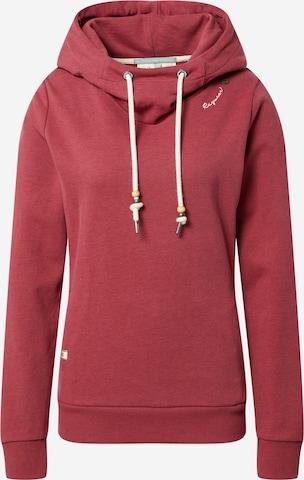 Ragwear Sweatshirt 'FLORA' i lilla