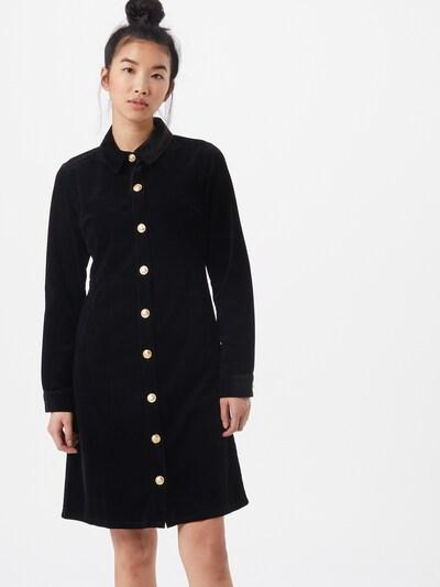 Hailys Kleid 'Viktoria' in schwarz, Modelansicht