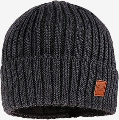 MAXIMO Mütze 'Jamie' in schwarz, Produktansicht