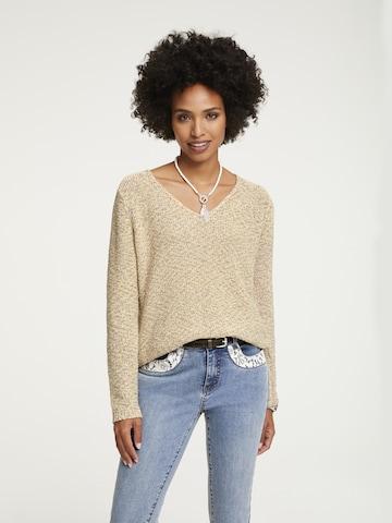 heine Sweater in Beige