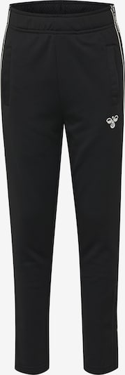 Hummel Hose 'ASK' in schwarz / weiß, Produktansicht