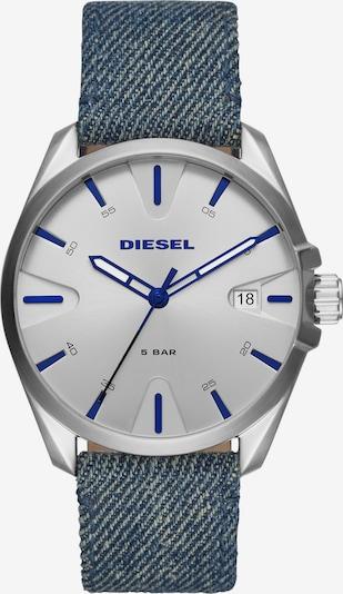 DIESEL Uhr in blau / silber, Produktansicht