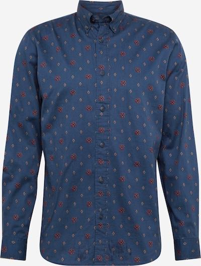 SELECTED HOMME Košile 'Carter' - modrá / červená, Produkt