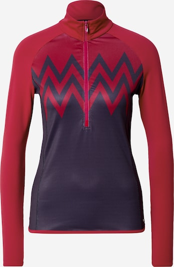 CMP Sports sweatshirt in navy / grenadine, Item view