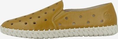RIEKER Slipper ' L1366 ' in gelb, Produktansicht