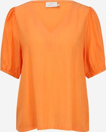 Kaffe Bluse 'Veronica' in Orange