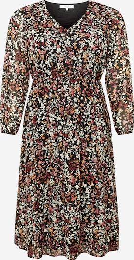 Rochie de vară 'Nia Dress' ABOUT YOU Curvy pe maro / roșu / negru / alb, Vizualizare produs