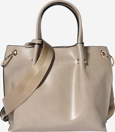 ARMANI EXCHANGE Ročna torbica | temno bež barva, Prikaz izdelka