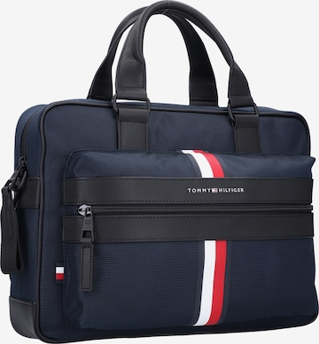 TOMMY HILFIGER Document bag 'Elevated' in Blue