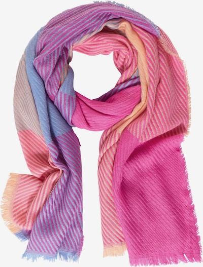 STREET ONE Schal in lila / pink, Produktansicht