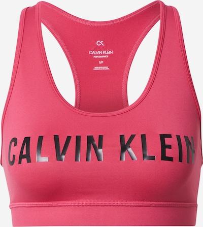 Calvin Klein Performance Спортен сутиен в розово / черно, Преглед на продукта