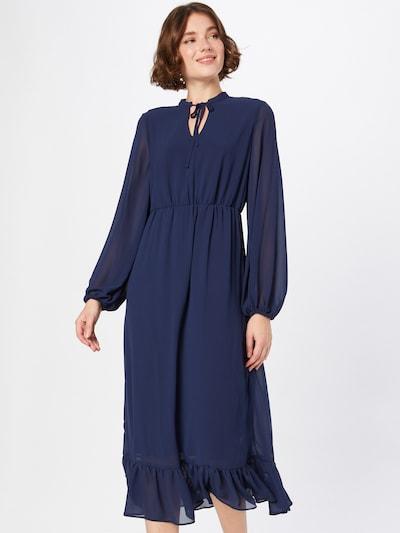 VILA Šaty - námornícka modrá, Model/-ka