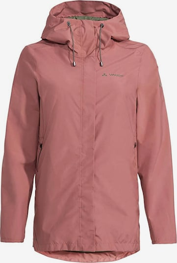 VAUDE Performance Jacket 'Mineo 2l' in Dusky pink, Item view