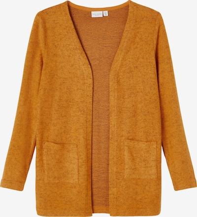 NAME IT Strickjacke 'Victi' in orange, Produktansicht