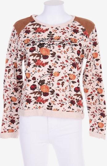 Pimkie Sweatshirt & Zip-Up Hoodie in M in Light brown, Item view