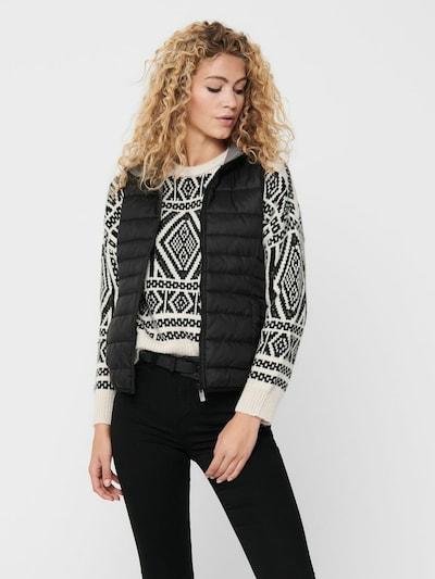 ONLY Vest 'ONLNEWTAHOE' in Black, View model
