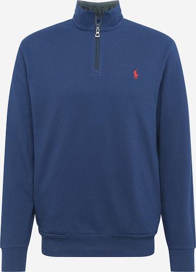 POLO RALPH LAUREN Sportisks džemperis tumši zils / sarkans, Preces skats