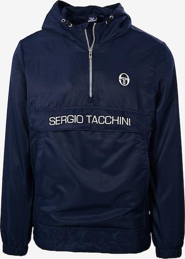 Sergio Tacchini Jacke in blau, Produktansicht