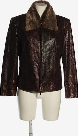 DUO Jacket & Coat in M in Brown