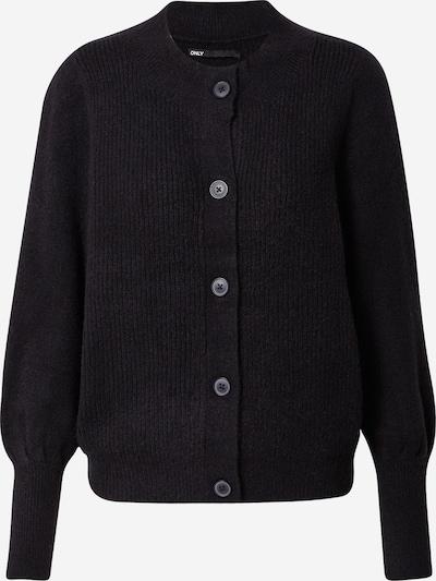 ONLY Strickjacke 'Tori' in schwarz, Produktansicht