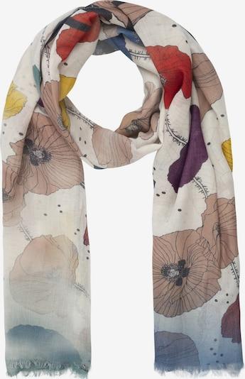 APART Schal mit Blumen in mischfarben, Produktansicht