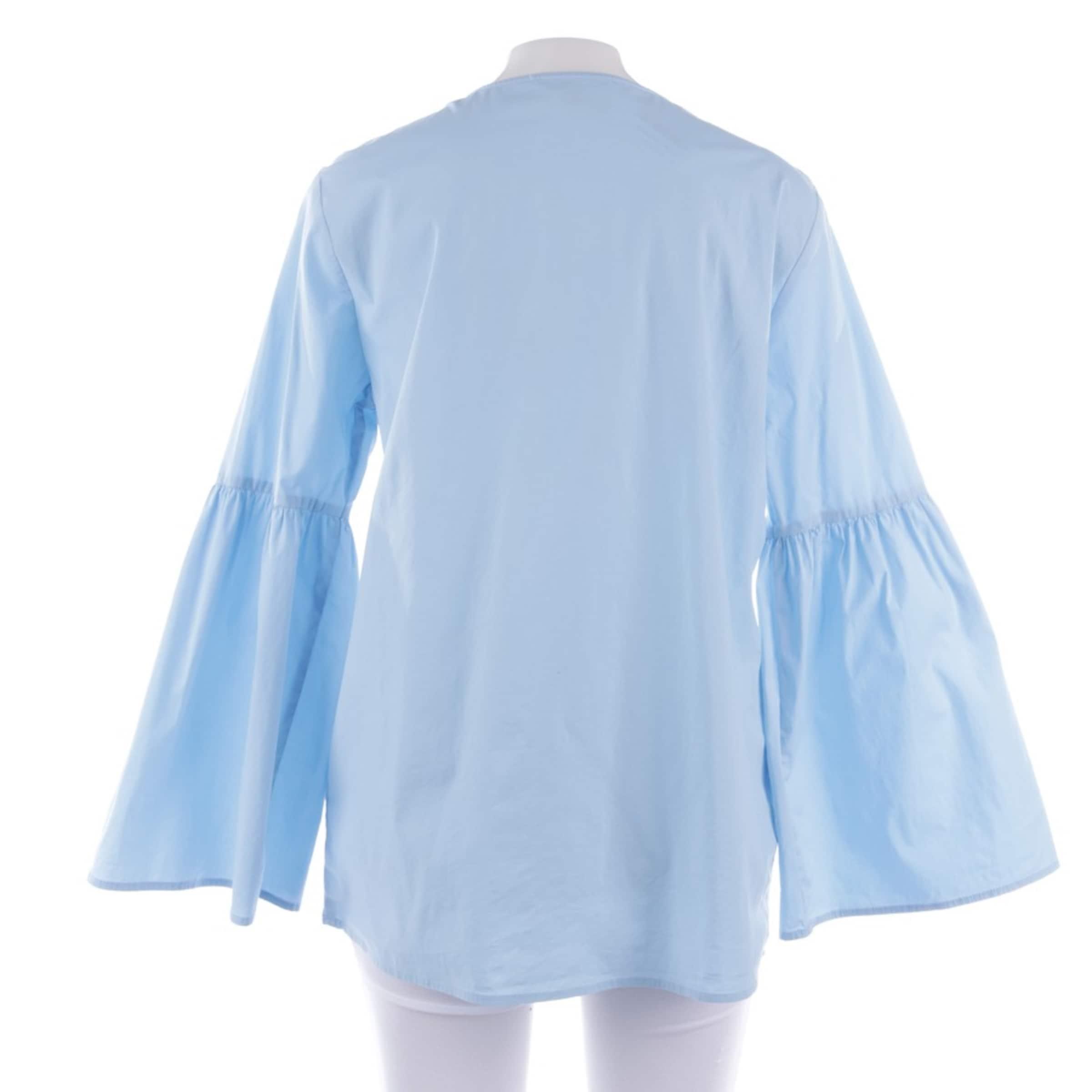 Michael Kors Bluse  in himmelblau