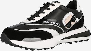 Karl Lagerfeld Sneakers 'ZONE' in Black