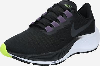 Bėgimo batai 'Air Zoom Pegasus 37' iš NIKE , spalva - neoninė geltona / antracito / purpurinė / juoda, Prekių apžvalga