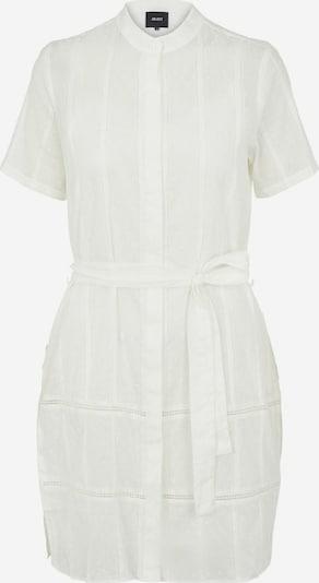 OBJECT Blusenkleid in weiß, Produktansicht