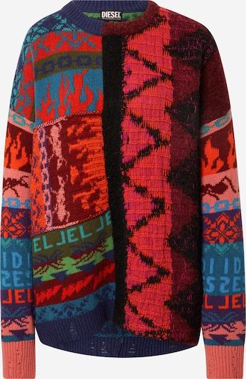 DIESEL Širok pulover 'VIVYAN' | mešane barve barva, Prikaz izdelka