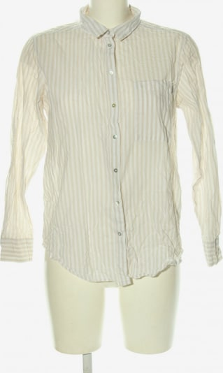 Gina Tricot Langarm-Bluse in S in creme / weiß, Produktansicht