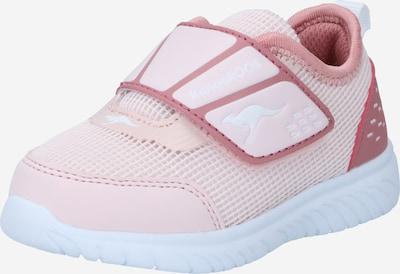 KangaROOS Sneakers 'Dinky' in de kleur Rosa / Rosé / Wit, Productweergave